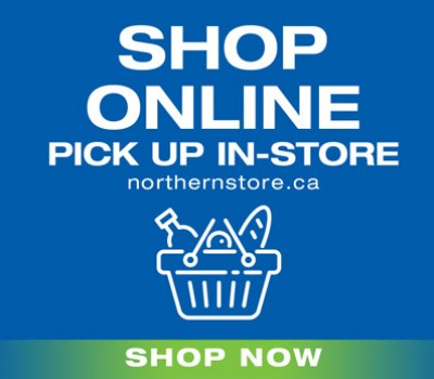 Shop Online www.northernstore.ca
