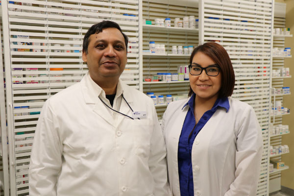 Pharmacy workers in some Northern/NorthMart Stores